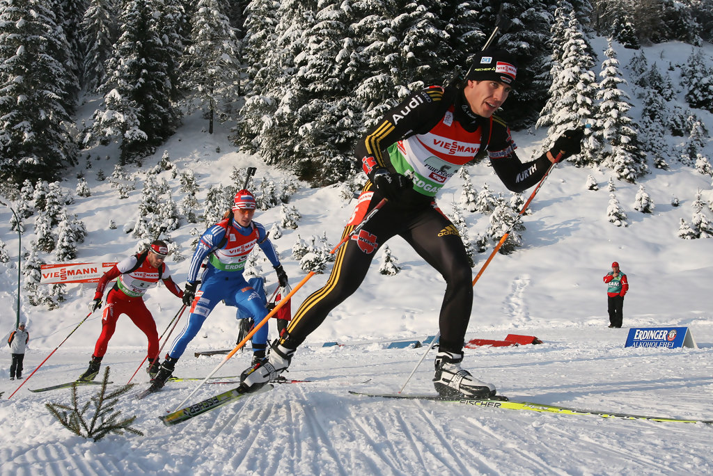 Biathlon is an increasingly popular sport in many countries especially ...