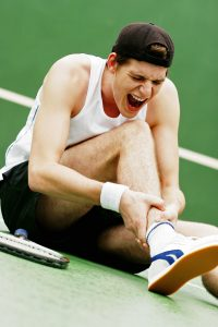 Physiotherapy for Tennis Leg