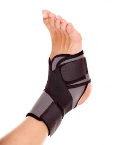 Acute Ankle Ligament Injuries in Sport