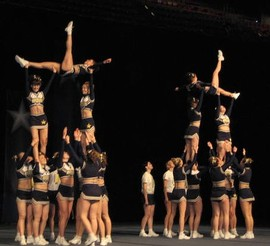 Perth Physiotherapy for Cheerleading