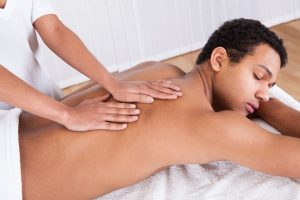 Massage Therapy on Beaufort