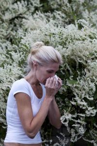 Upper Respiratory Symptoms in Athletes